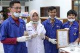 Mahasiswa UGM sulap limbah onggok menjadi panel akustik