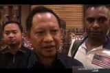 Mendagri laporkan situasi Papua ke Menko Polhukam