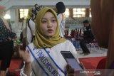 Mahasiswi psikologi UHO menjadi finalis Miss Internet 2019