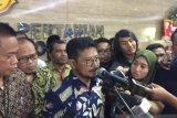 Mentan Syahrul tahan Amran agar tidak pulang kampung untuk selesaikan data
