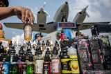 Produsen pasarkan liquid vape mengandung narkoba secara online