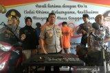 Polres Mataram ringkus dua residivis pencuri kendaraan