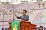 Wagub Kandouw ajak pemuda gereja jadi pelopor era milenial