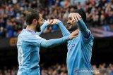 Liga Inggris, Man City hempaskan Aston Villa 3-0