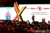 300 nama diusulkan sebagai menteri hanya 34 yang dilantik, Presiden Jokowi  minta maaf