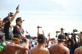 Gubernur dorong Festival Kelagian dapat menumbuhkan wisata bahari di Lampung