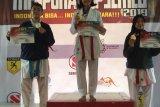 Karateka Lampung Lingga-Cynthia rebut medali Piala Menpora 2019