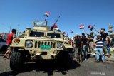 Rakyat Irak unjuk rasa lagi setelah 40 orang tewas dalam kekerasan