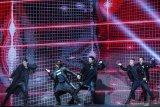 Backstreet Boys buka konser dengan