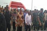 Mendagri cek kesiapan peresmian Jembatan Yotefa di Papua