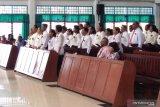 Umat Kristiani Biak Numfor ibadah syukur peringati HUT GKI di tanah Papua