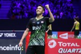Jojo gagal taklukkan Chen Long di final French Open