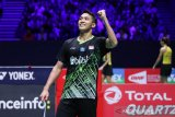 French Open, Jonatan akui keunggulan Chen  Long di final