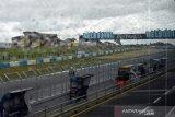 Cuaca buruk menunda sesi kualifikasi GP Australia