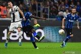 Inter gagal puncaki klasemen setelah ditahan Parma