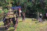Pemuda Balirejo Yogyakarta gelar Larung Kali sambut Sumpah Pemuda