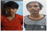 Polisi tangkap dua tukang bangunan curi sepeda motor