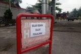 SPBU Gunung Sago Agam hentikan penjualan premium