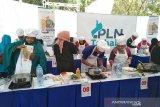PLN Kendari kenalkan manfaat kompor induksi melalui lomba masak