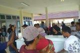 Dua jenazah korban penembakan KKSB di Intan Jaya diterbangkan ke Makassar