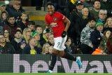 Solskjaer soroti arti penting Martial kembali cetak gol