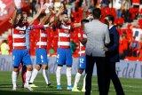 Hasil dan klasemen Liga Spanyol  Granada kembali rasakan puncak