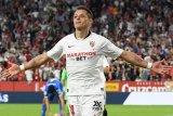 Sevilla menang saat Valencia tersungkur di markas Osasuna
