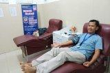 XL Axiata gelar donor darah di tujuh kota Sumatera peringati Sumpah Pemuda