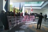 Mahasiswa Kabupaten Mamasa tuntut perbaikan jalan