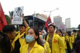 Mahasiswa UI datang ikuti aksi Indonesia  Memanggil
