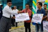 Jurnalis ANTARA raih juara pertama Hari Listrik Nasional Riau-Kepri