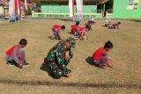 Hari Sumpah Pemuda, Satgas TMMD bangkitkan semangat siswa