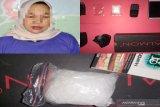 Wanita bawa 50,01 gram sabu diringkus polisi