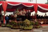 Kapolda Sumsel prihatin semangat  berbahasa Indonesia meluntur