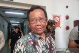 Mahfud MD pamit dari jabatan penasihat Sultan Hamengku Buwono X