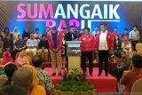 Baru tiga jam jadi Ketua PSI Sumbar, Faldo sudah gelar pidato politik