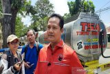 DPC PDIP bantu air bersih masyarakat Surakarta