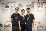 Cinta Laura rela tinggalkan karir di AS demi Indonesia