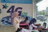 XL Axiata gelar donor darah serentak peringati Hari Sumpah Pemuda