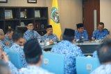 Gubernur Tekankan Peningkatan Realisasi Kegiatan
