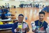 Karyawan DSLNG Banggai donorkan darahnya untuk kemanusiaan