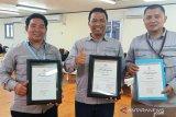 Puluhan karyawan DSLNG Banggai dapat penghargaan PMI