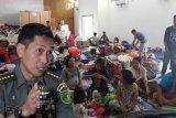 Kapendam Cenderawasih: 385 pengungsi ingin kembali ke Wamena Jayawijaya