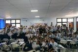 ACT berikan pelatihan tanggap bencana siswa SMP di Jatim