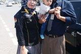 Kisah TKW yang ditangkap polisi di Arab Saudi, bertemu bayinya setelah 12 hari terpisah