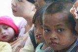 Puluhan warga bibir sumbing   Ogan Komering Ulu dioperasi gratis