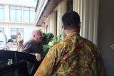 Duta Besar Australia Gary Quinlan AO  temui Menko Polhukam bahas sejumlah isu