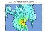 Gempa bumi magnitudo 6,6 guncang Mindanao Filipina, dirasakan hingga Indonesia