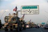 Irak: Rudal jatuh di pangkalan militer yang tampung tentara AS