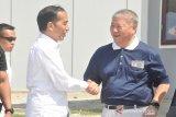 Jokowi tinjau huntap korban bencana Palu